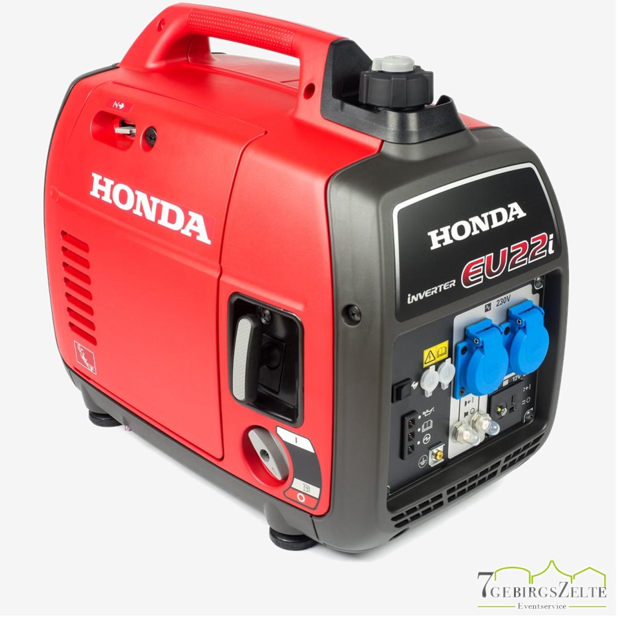 Honda eu 20i Inverter Stromerzeuger 2000 Watt