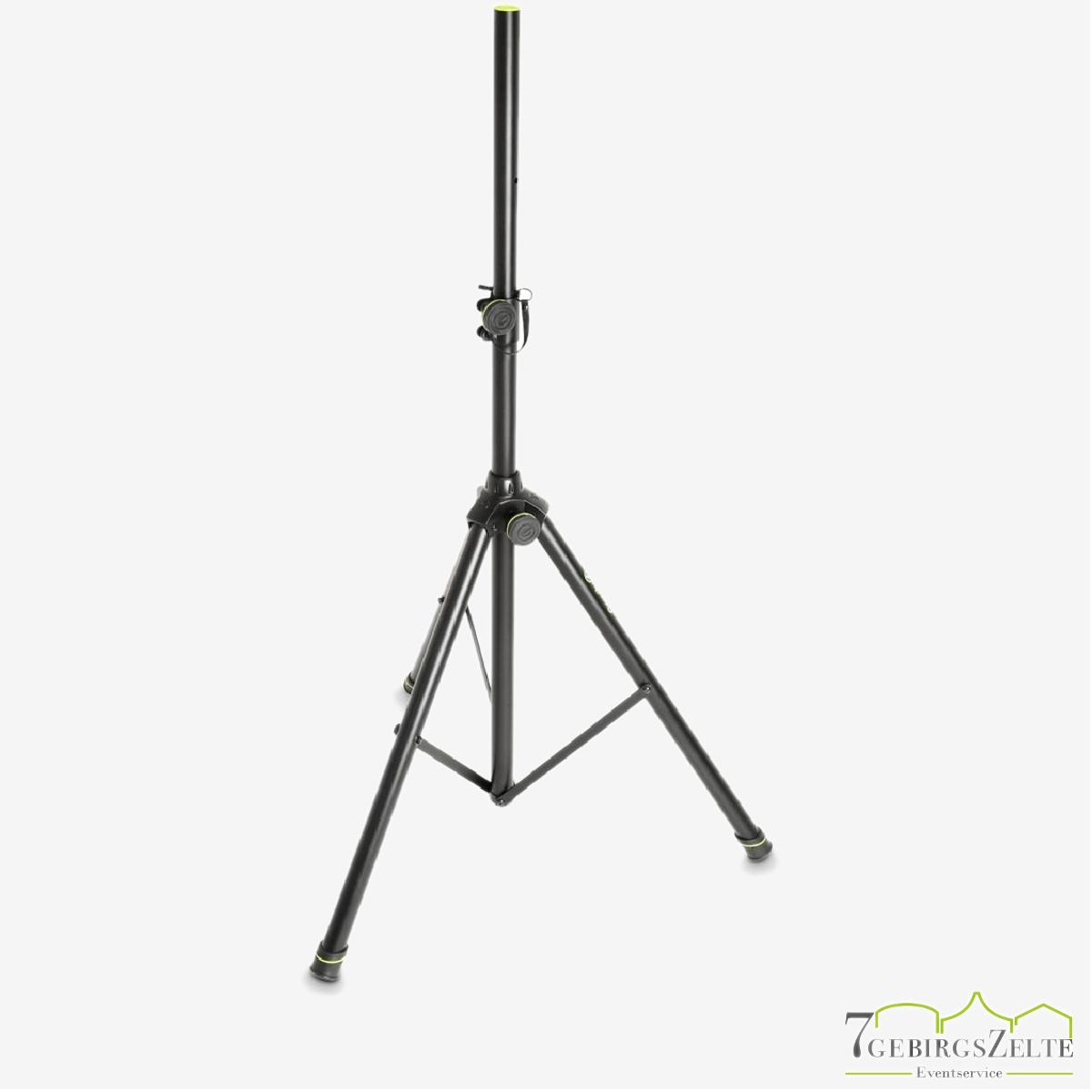 Lautsprecherstativ- Set Gravity Stahl