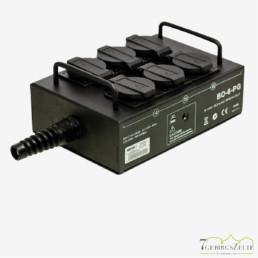 Stromverteiler Metall|6 x 230 Volt|PROPORT 6 T|