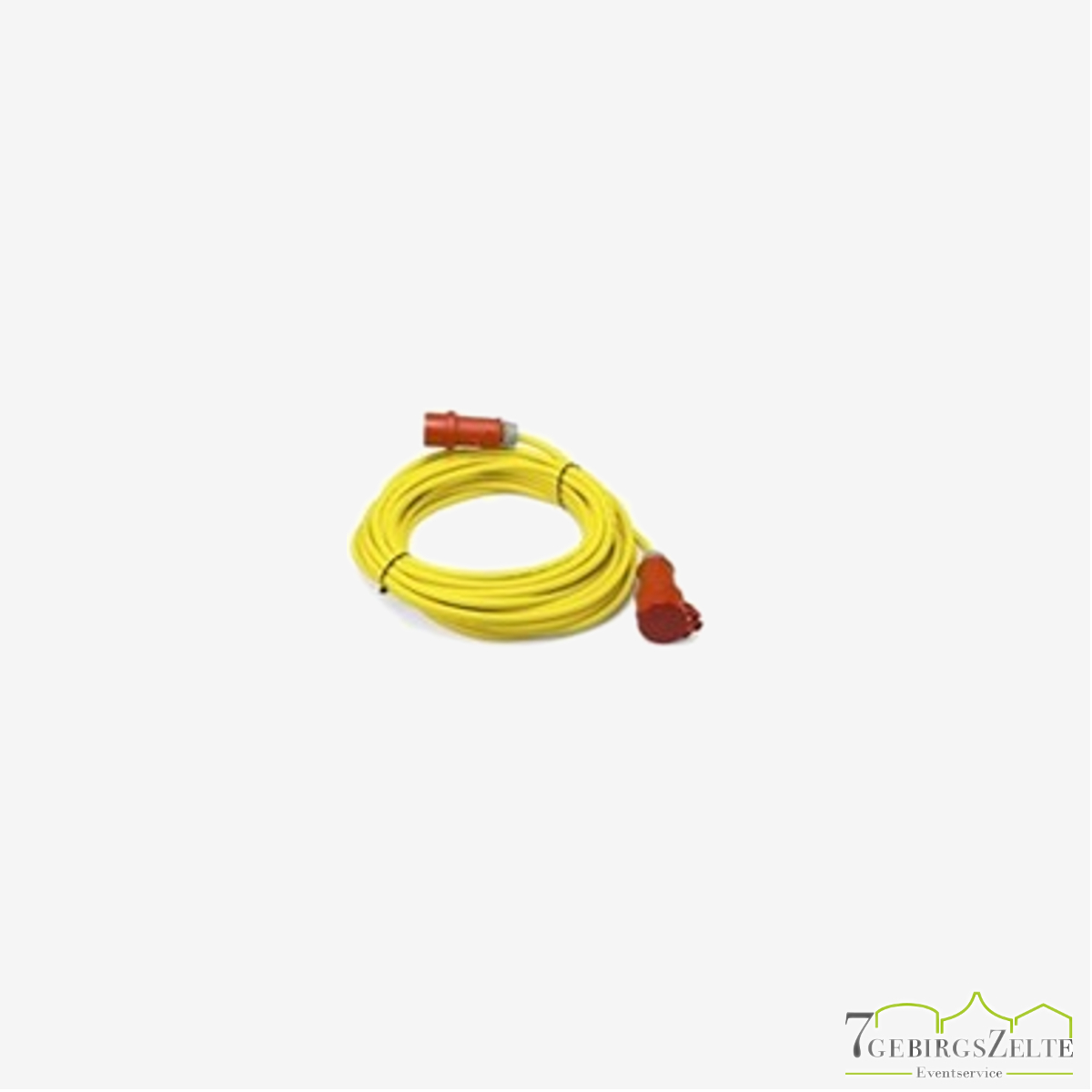 Verlängerungskabel 20 m / 400 V / 2,5 mm² (CEE 32 A)