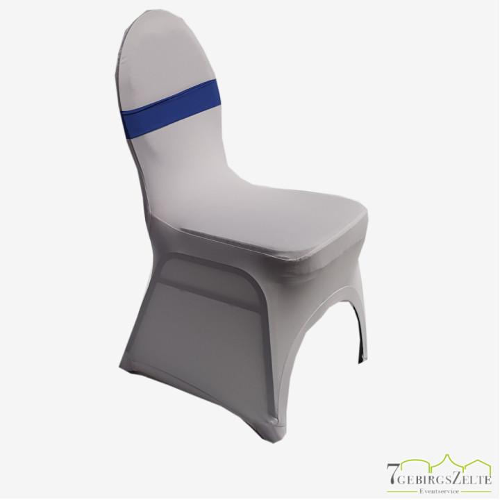 Stuhl Stretchband, blau