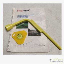 FloorStak Installationsset