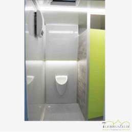 VIP WC Wagen 2I1I1