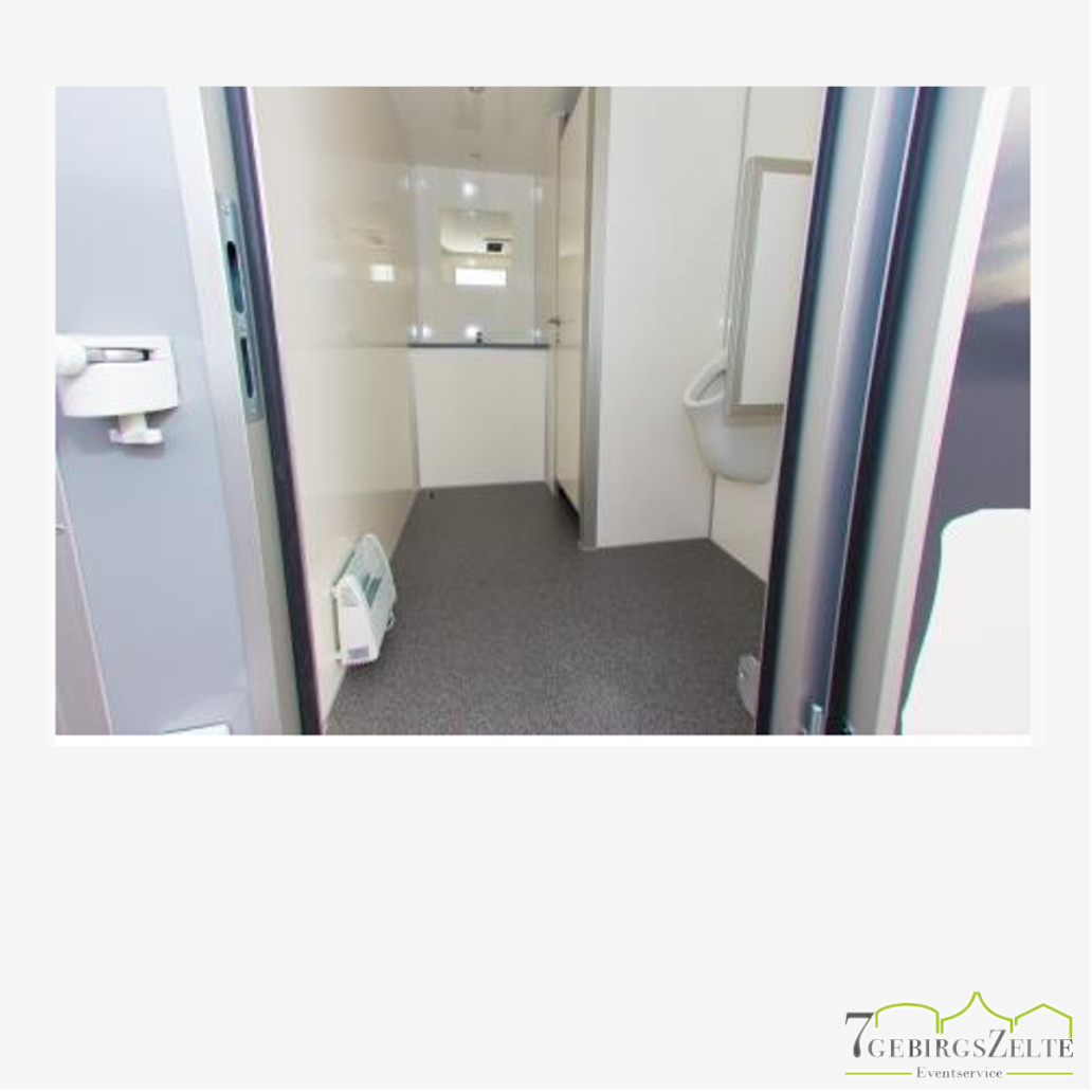 VIP  WC Wagen 2I1I2