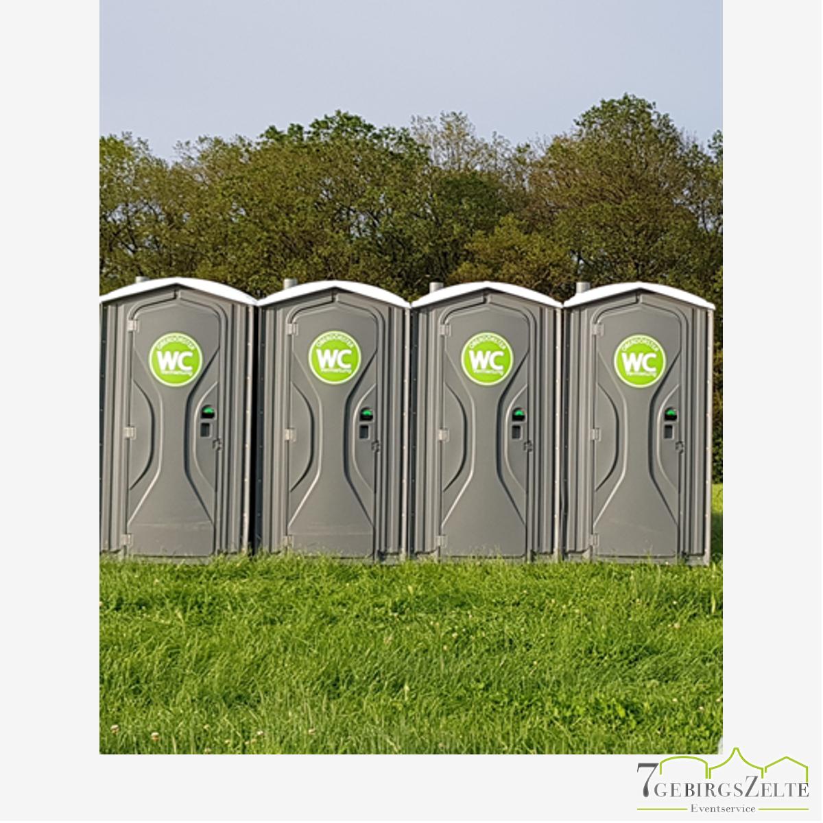 VIP WC Veranstaltungskabine