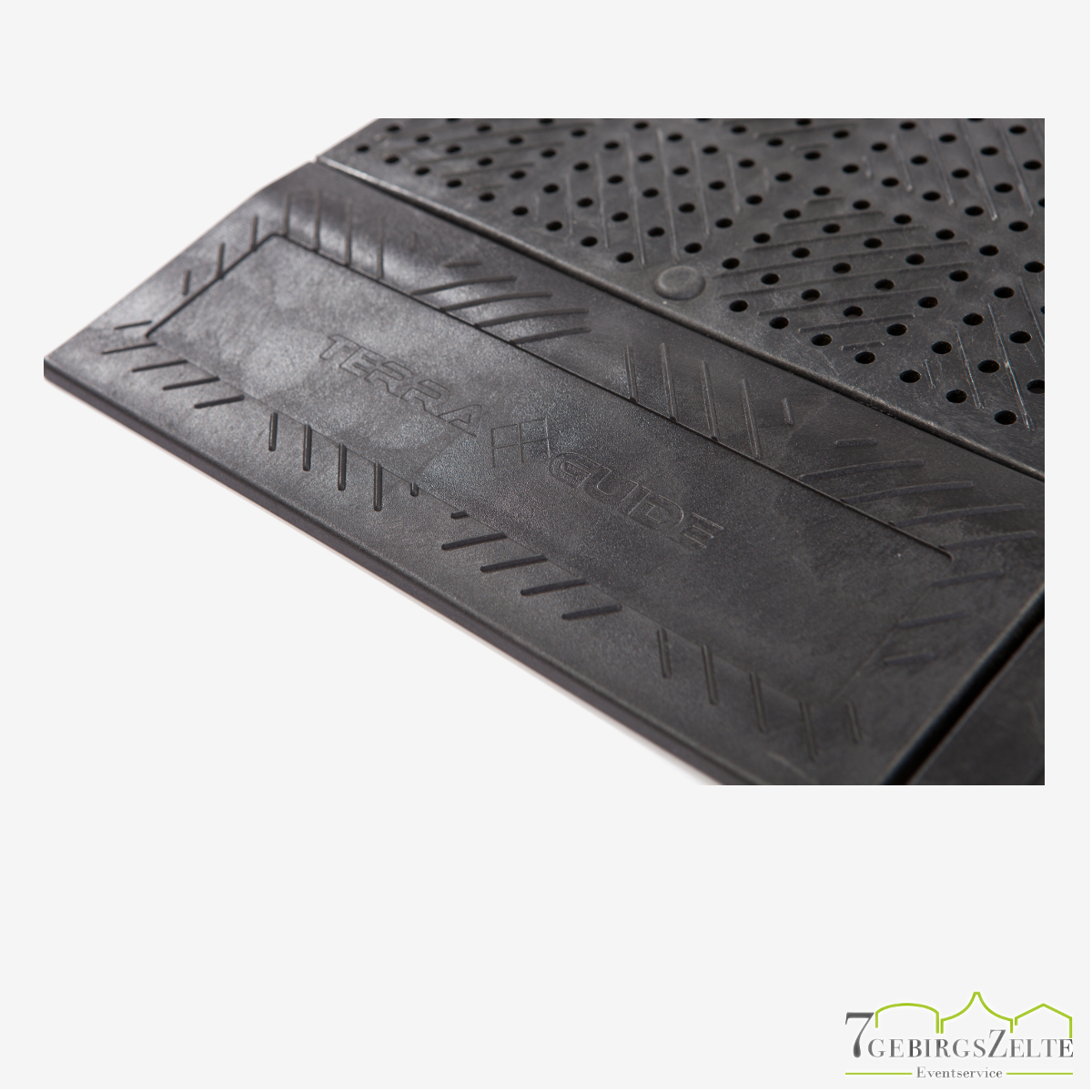 TERRAGUIDE®-Randabschlussleiste schwarz
