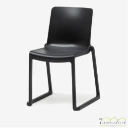 Kasar Stuhl schwarz  polyprop