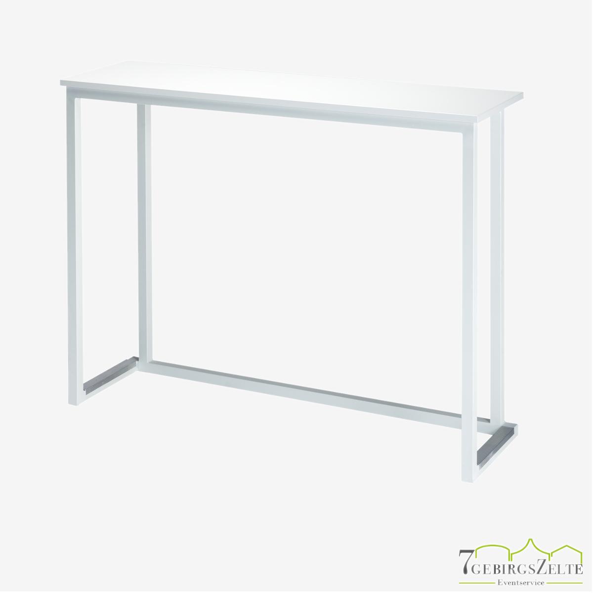 Kubo Wall Stahl weiß; Tisch