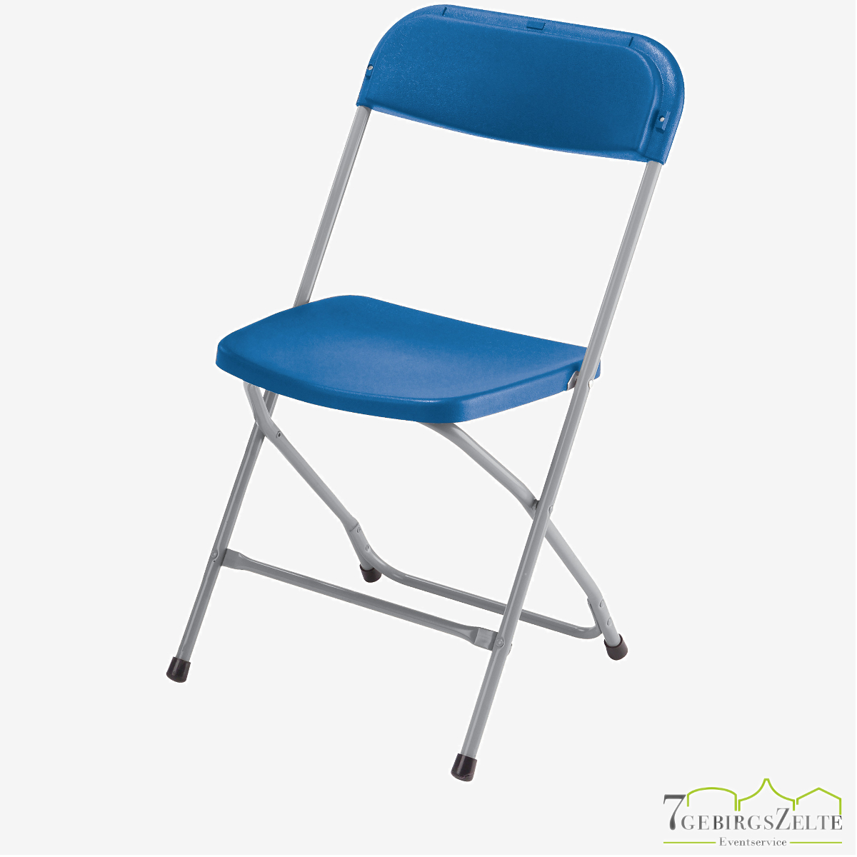 Folding chairs box of 12 Europa blu